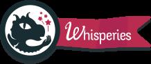 Logo whisperies