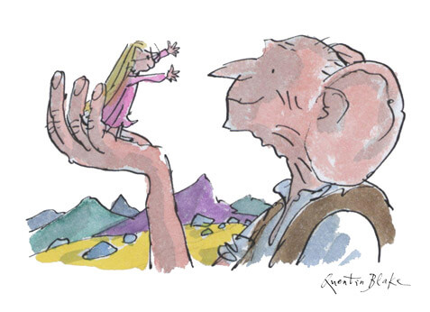 Illustration Quentin Blake