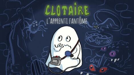 Clotaire, l'apprenti fantôme