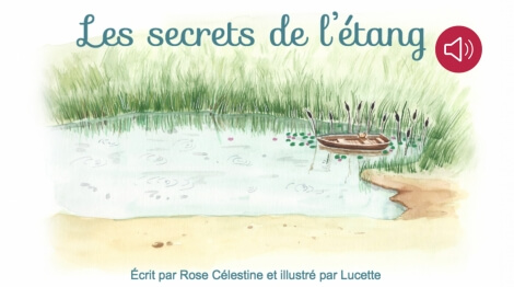 Les secrets de l'étang