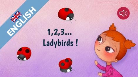 1, 2, 3... Ladybirds !