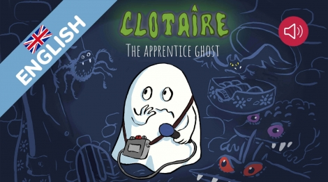 Clotaire the apprentice ghost
