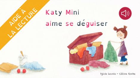 Katy Mini aime se déguiser