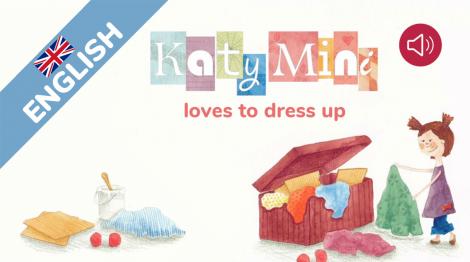 Katy Mini loves to dress up