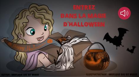 Entrez dans la Magie d'Halloween