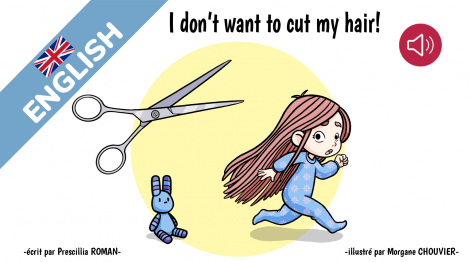 I don't want to cut my hair!