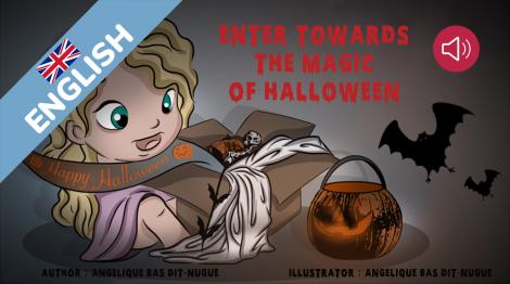 Enter towards the magic of Halloween