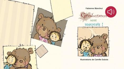 Nina et Grodounours