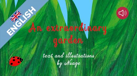 An extraordinary garden