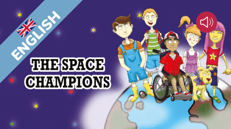 The space champions