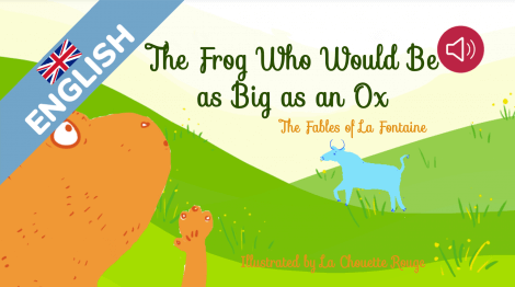 The Frog Who Would Be as Big as an Ox
