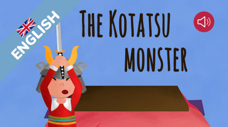 The kotatsu monster