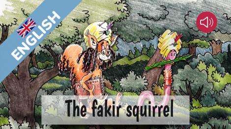 The fakir squirrel