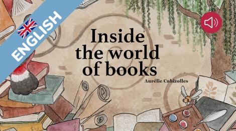 Inside the world of books