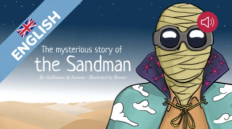 The mysterious story of the Sandman