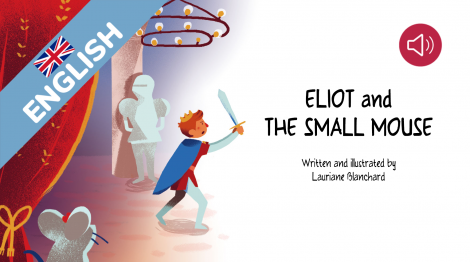 Eliot and the small mouse