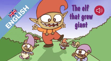 The elf that grew giant