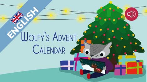 Wolfy's Advent calendar