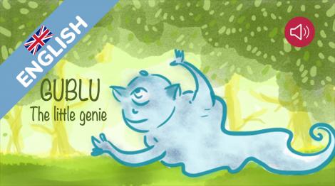 Gublu the little genie