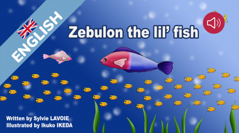 Zebulon the lil' fish