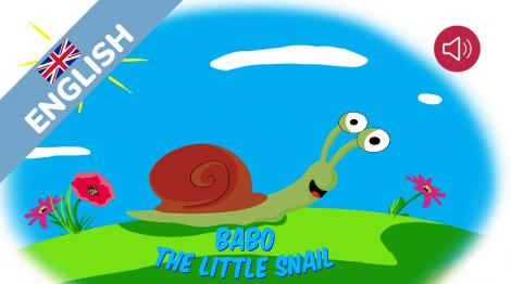 Babo, the little snail