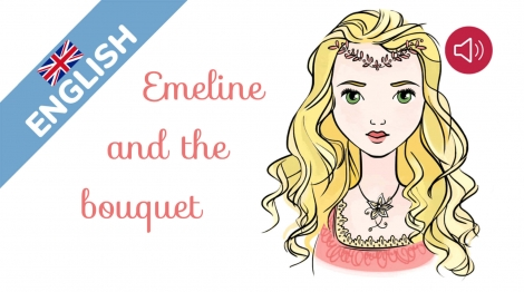 Emeline and the bouquet