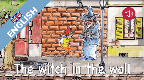 The witch in the wall