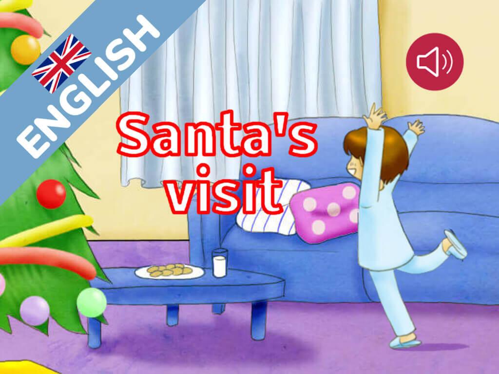 Santa's visit | Ikuko