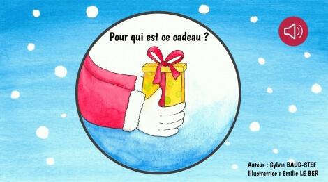 Pour qui est ce cadeau ?