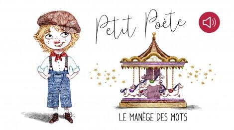 Petit Poète - Le manège des mots