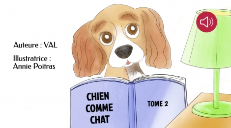Chien comme chat - Tome 2