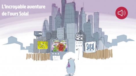 L'incroyable aventure de l'ours Solal