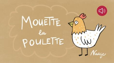 Mouette la poulette