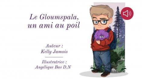 Le Gloumspala, un ami au poil