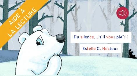 Du silence ... s'il vous plaît !