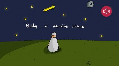 Bobby, le mouton rêveur