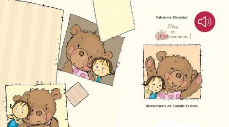 Nina et Grodounours : la rencontre