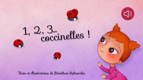 1, 2, 3... coccinelles !