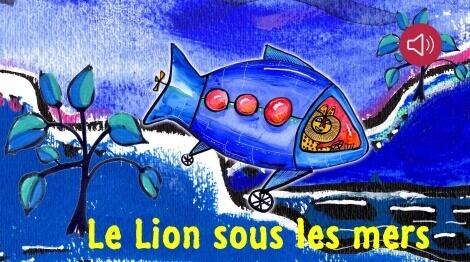 Le Lion sous les mers