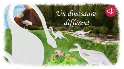 Un dinosaure différent