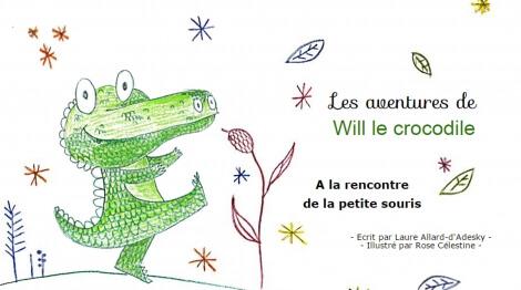 Will le crocodile à la rencontre de la petite souris