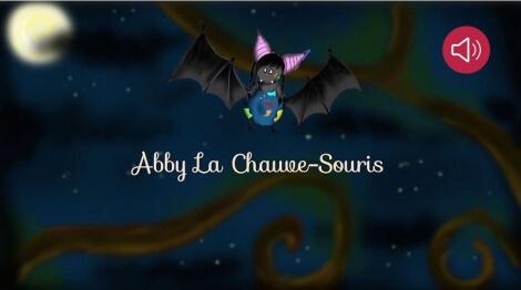 Abby, la Chauve-Souris.