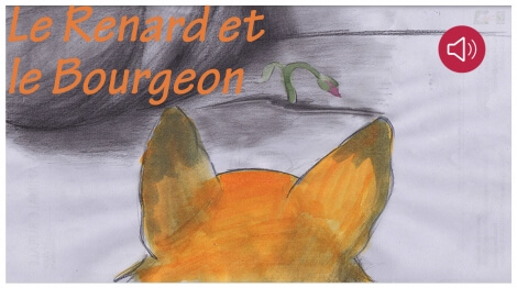 Le Renard et le Bourgeon