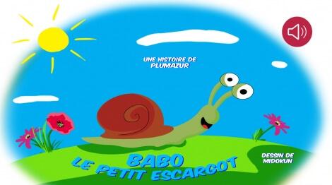 Babo, le petit escargot