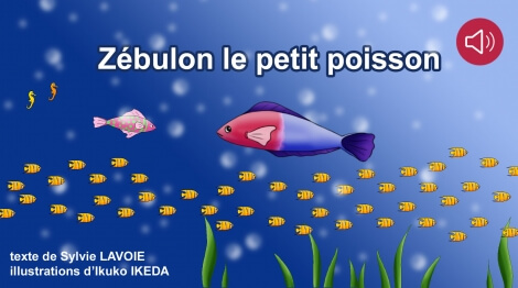 Zébulon le p'tit poisson