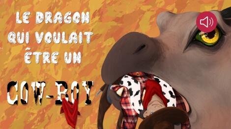 Le dragon qui voulait être un cow-boy