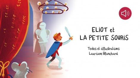 Eliot et la petite souris