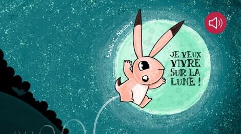 Je veux vivre sur la lune !