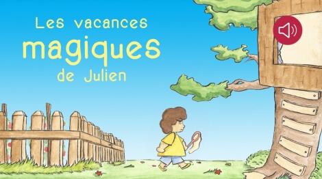 Les Vacances magiques de Julien